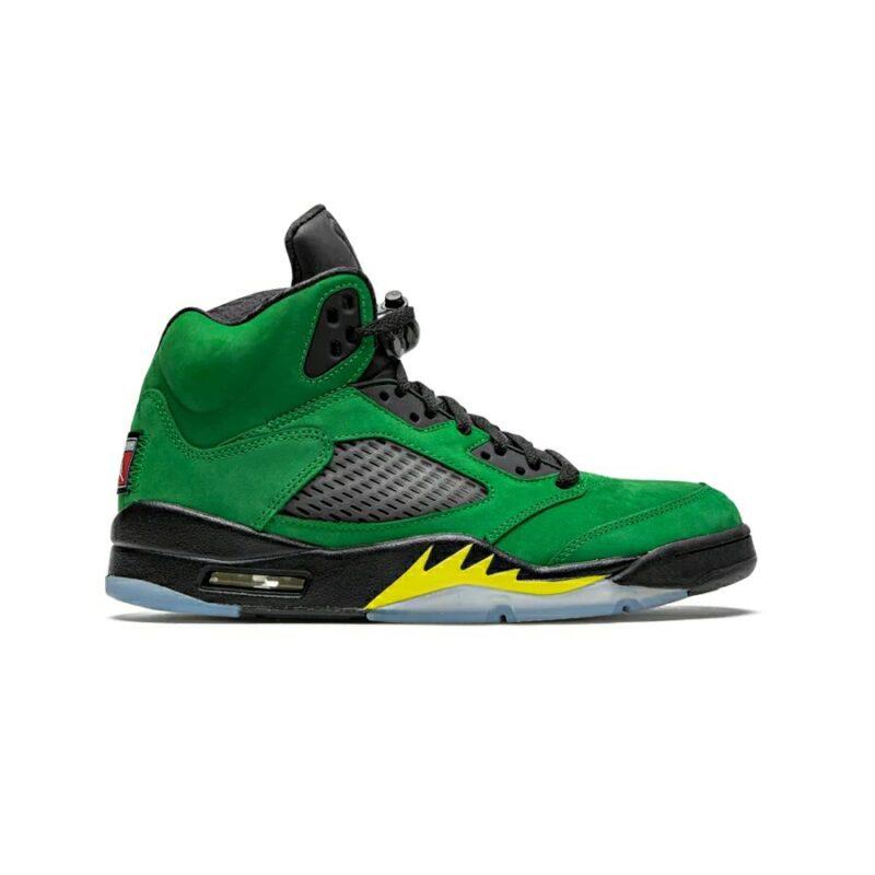 "Air Jordan 5 Retro SE ""Oregon"""