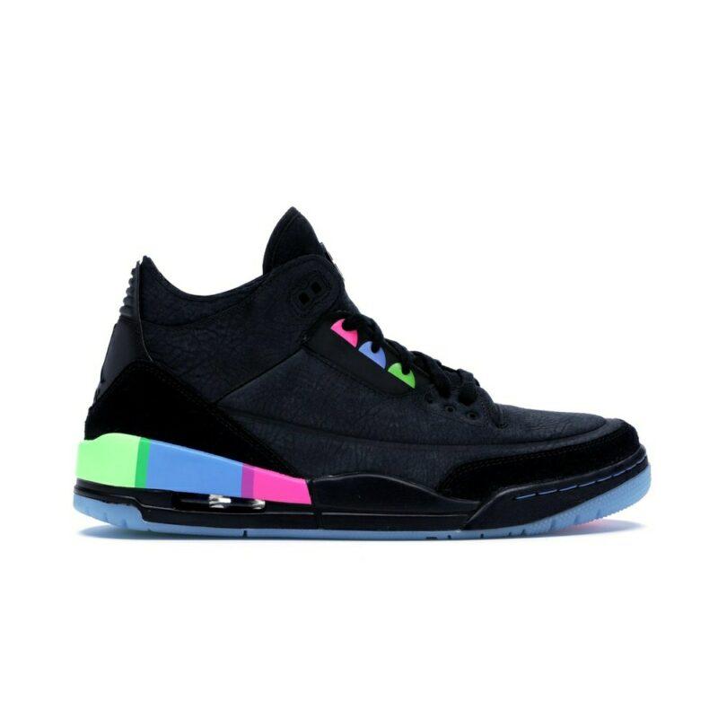 """Air Jordan 3 Retro SE Q54 """"Quai54"""""""