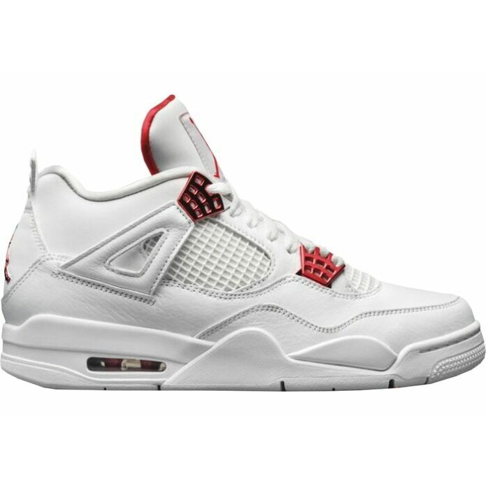 "Air Jordan 4 Retro ""Metallic Pack - Orange"""