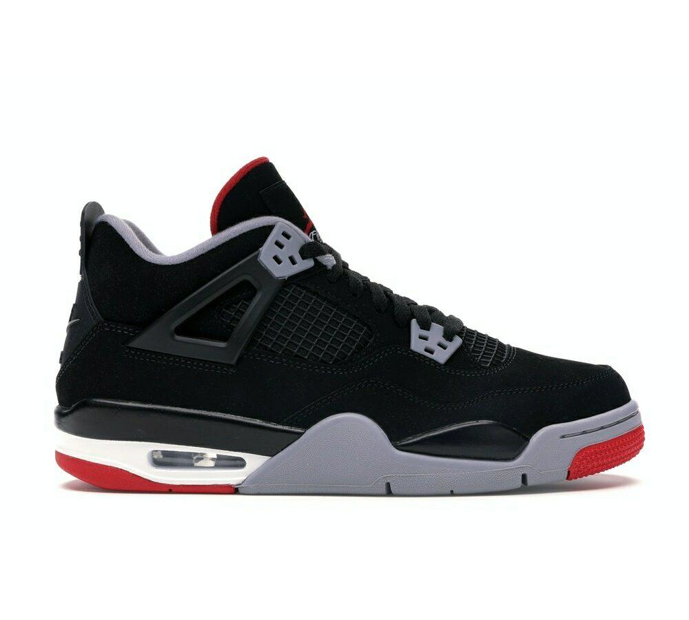 Air Jordan 4 Retro Bred