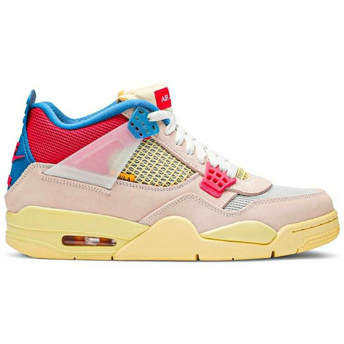 """Air Jordan 4 Retro SP """"Union - Guava Ice"""""""