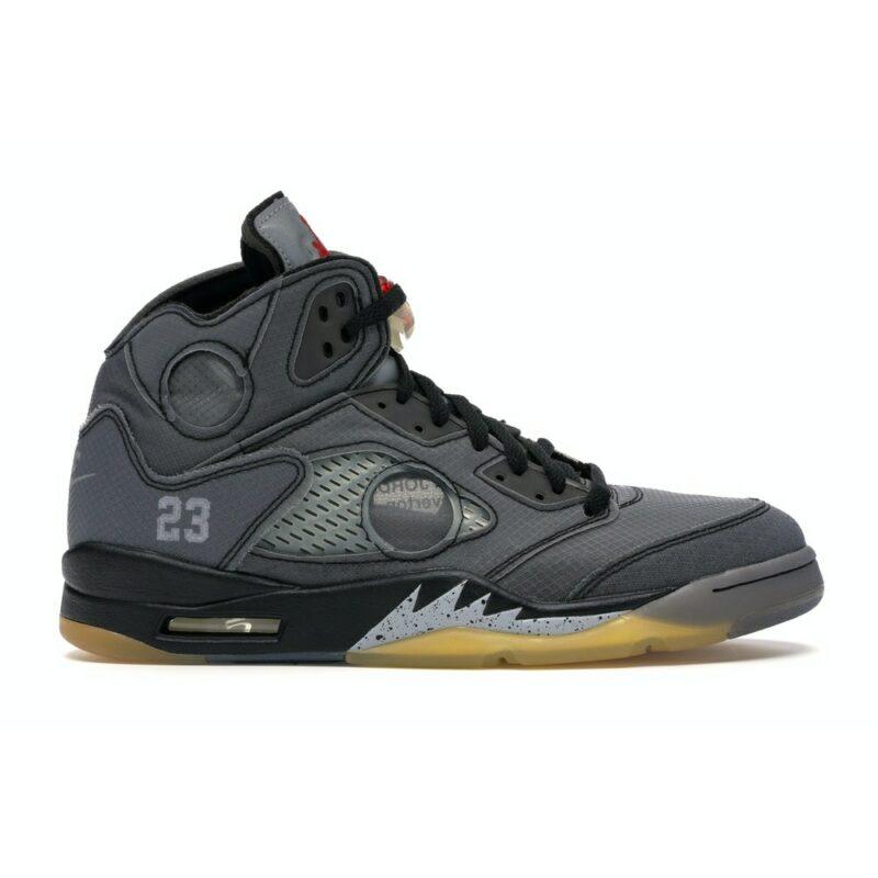 """Air Jordan 5 Retro SP """"Off-White"""""""
