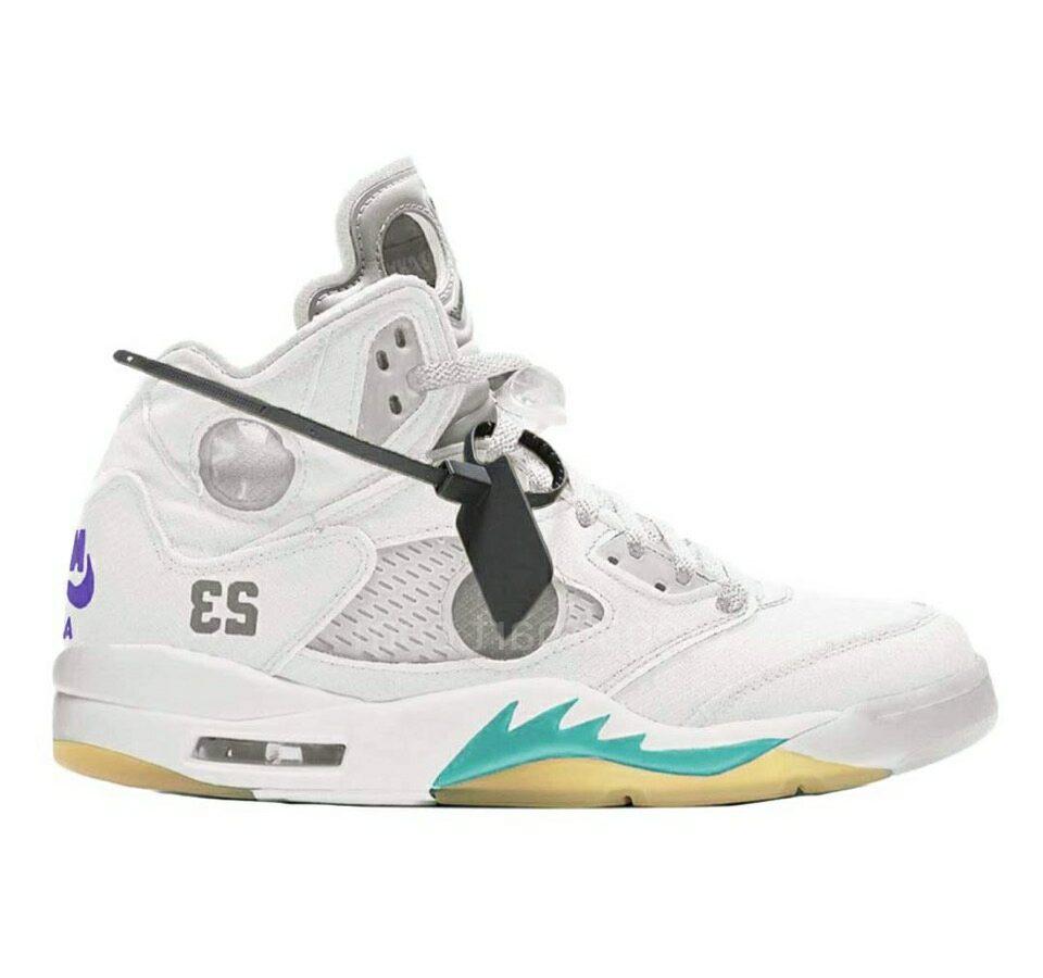 """Air Jordan 5 Retro SP """"Grape"""""""