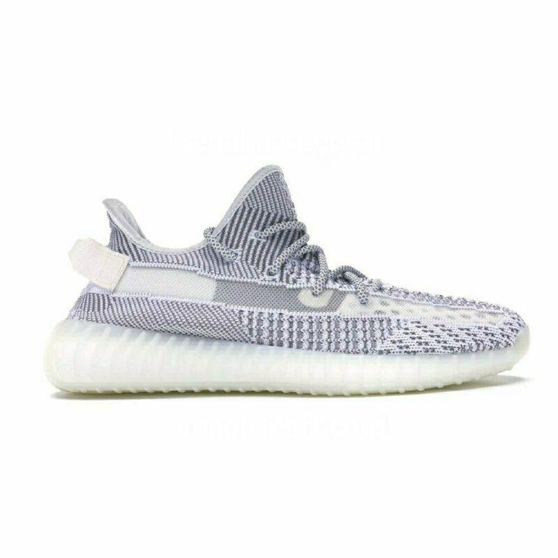 """Adidas Yeezy Boost 350 V2 """"Static"""" Lace Reflective"""