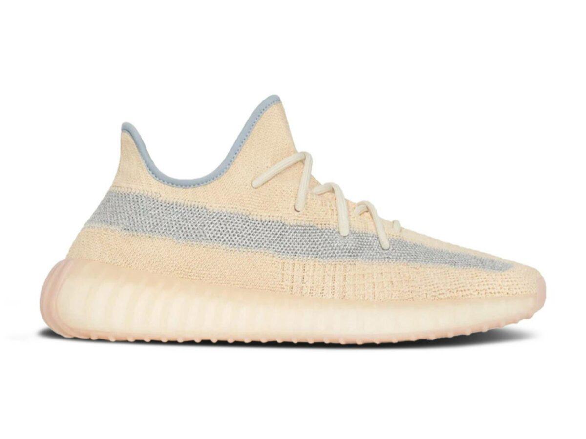 "Adidas Yeezy Boost 350 V2 ""Linen"" Reflective"