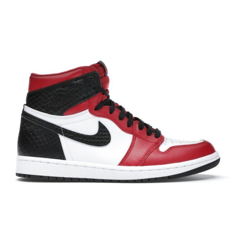 "Air Jordan 1 High ""Satin Snake"" Chicago"