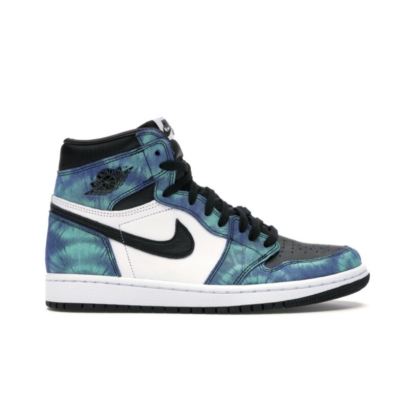 "Air Jordan 1 High ""Tie-Dye"""