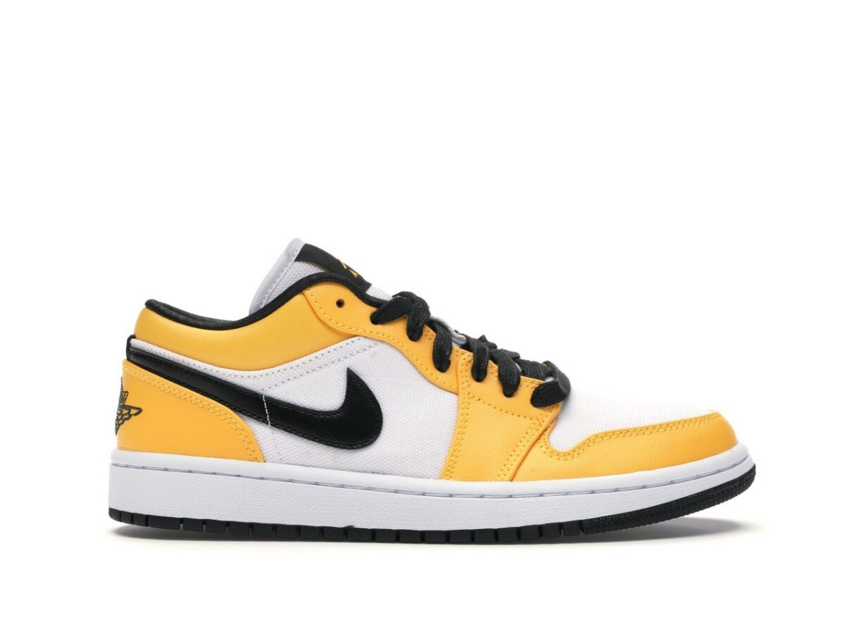 "Air Jordan 1 Low ""Laser Orange"""