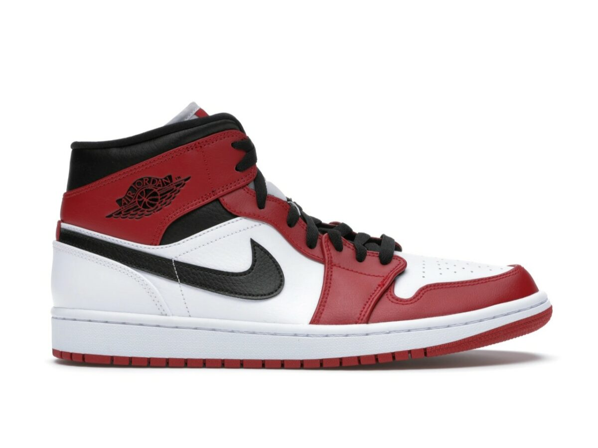 "Air Jordan 1 Mid ""Chicago"""