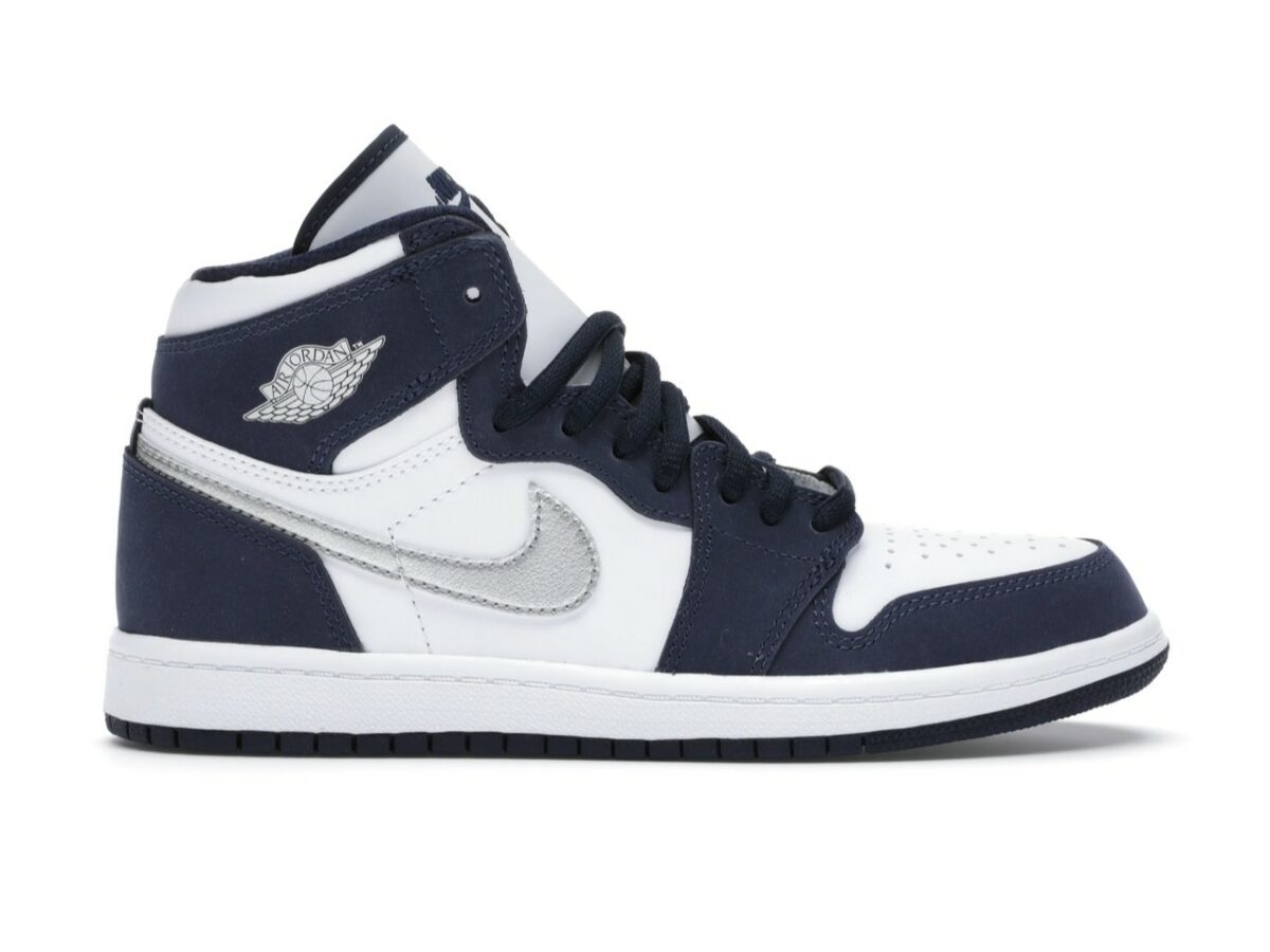 """Air Jordan 1 High """"Midnight Navy"""""""