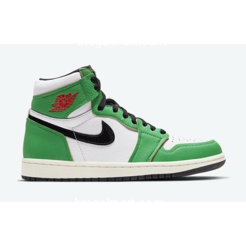 "Air Jordan 1 Retro High OG ""Lucky Green"""