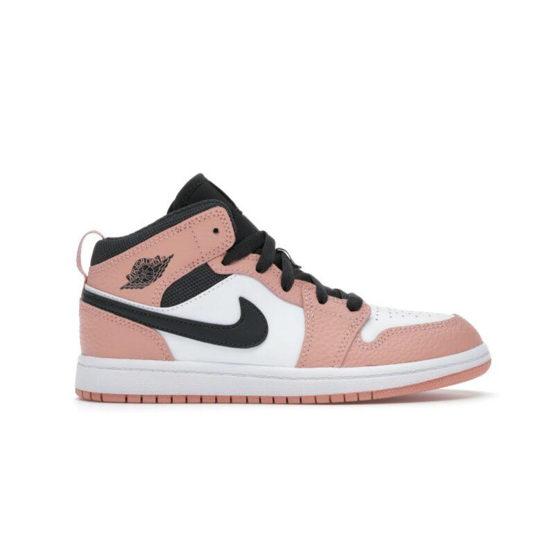 Jordan 1 Mid Pink Quartz