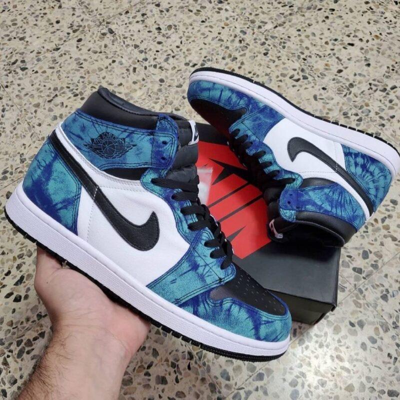 Air Jordan 1 High Tie-Dye