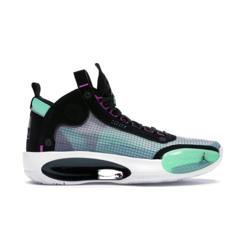 Air Jordan XXXIV Blue Void