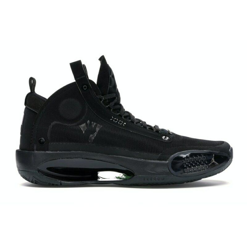 Air Jordan XXXIV Black Cat