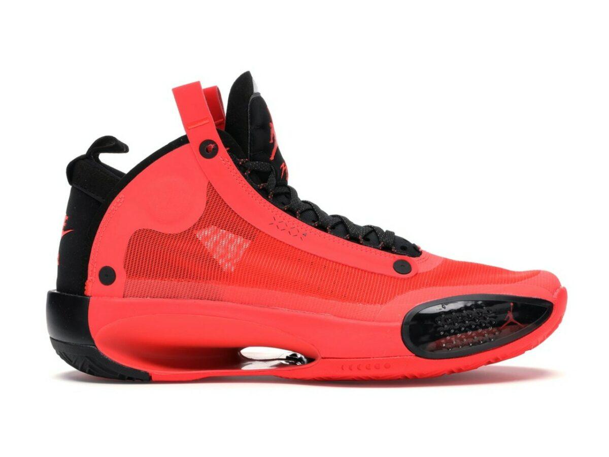 Air Jordan XXXIV Infrared 23