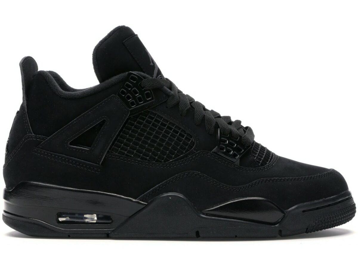 Air Jordan 4 Retro Black Cat