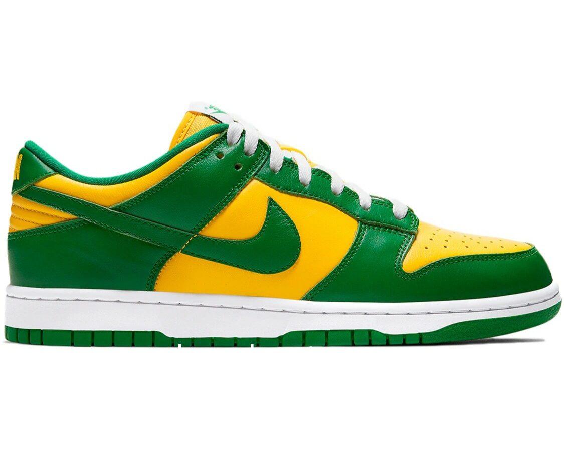 Nike SB Dunk Low Brazil