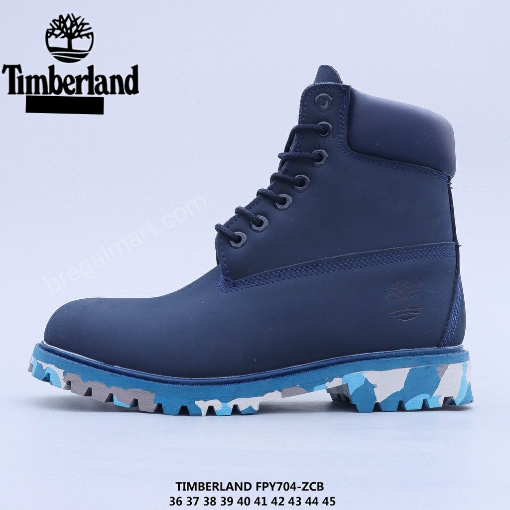 Timberland 6 inch Premium boots Blue